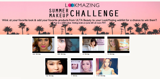 LookMazing-Summer-Makeup-Challenge-2014