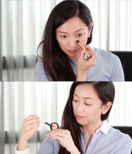 2 Ways To Cover Up Under Eye Circles