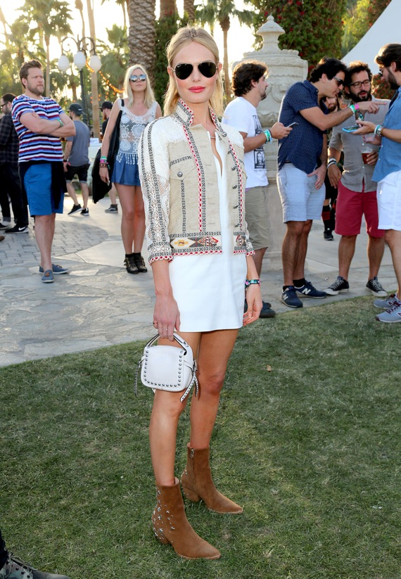 Kate Bosworth at Coachella 2015 (Photo by Rachel Murray/Getty Images for Coachella)