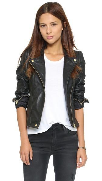 Beach Riot Leather Jacket