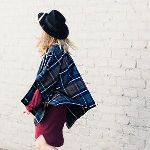 trends we love: ponchos