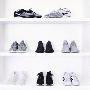 Nike vs. Adidas